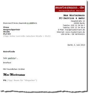Angebot Nachfassen Musterbrief Englisch der gesch 228 ftsbrief das ist ja einfach akademie de