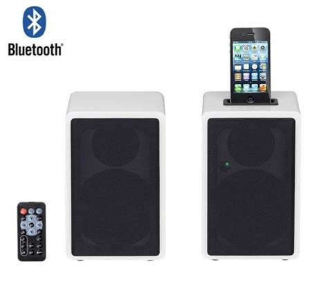 Iphone Ipod Wireless Audio And To Your Tv La Itv01 sandstrom sbtd3012 ipod iphone wireless speaker dock white sealed ebay