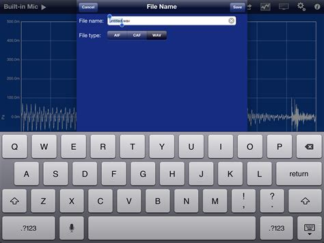 format audio ios signalscope pro s ios oscope tool now exports waveform