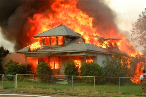 How To Burn A House by Equality And Marriage Should Christian Firemen Let The