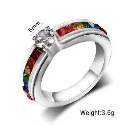 lesbian wedding rings