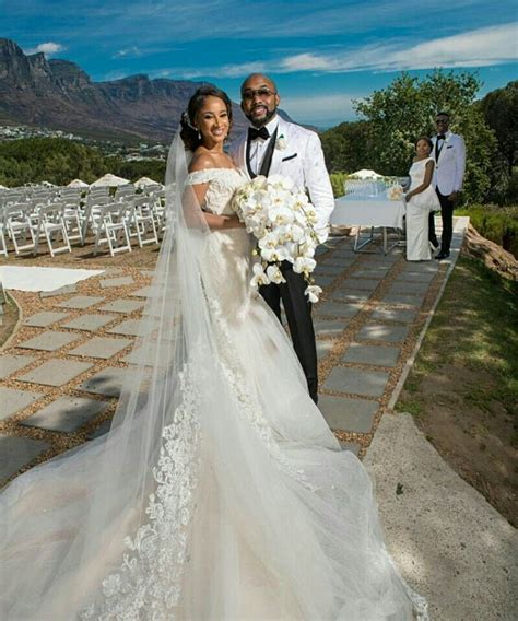Wwww Wedding by Official Photos From Banky W And Adesua Etomi S White