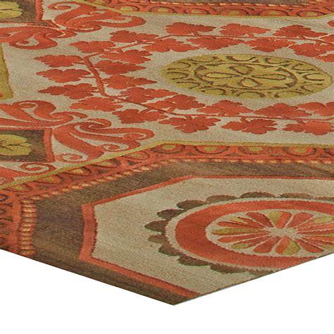 Custom Rugs by Oversized Insolite Rug N11088 By Doris Leslie Blau