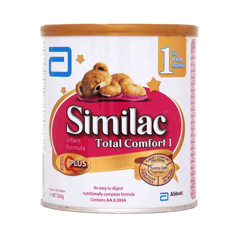 where to buy similac total comfort similac total comfort 1 360gm 0 6 months baby milk