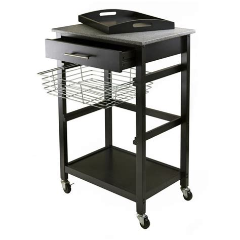 Kitchen Utility Carts by Winsome Wood Kitchen Islands Carts Ws 20322