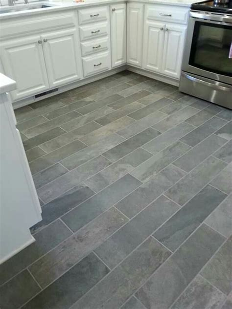 lowes wood tile loweu0027s eldon white wood look porcelain tile with silver grout from menards