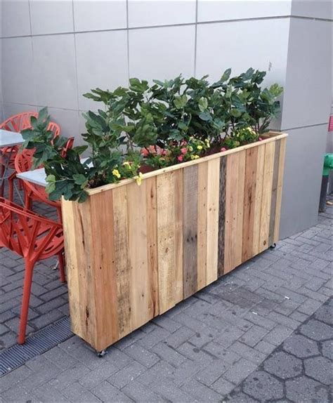 Pallet Planters For Sale by 25 Best Ideas About Wood Pallet Fence On