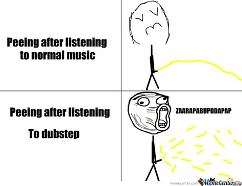 Pee Meme - peeing after listening to music by crisanto meme center