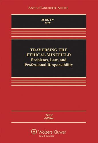 problems in ethics casebookplus american casebook series books cheapest copy of traversing the ethical minefield