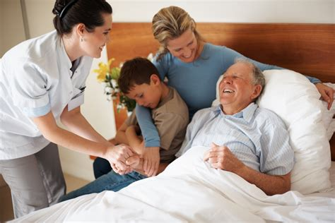 Comfort In Nursing by Hospice Hunterdon Healthcare