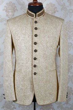 New Year Calls For A Mandarin Collar by I Always Liked Mandarin Collar Suits Can Never Remember