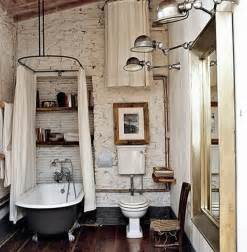 Vintage Bathroom Design Ideas by 20 Bathroom Designs With Vintage Industrial Charm Decoholic