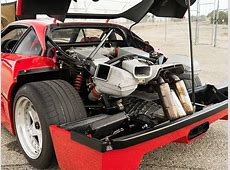 For Sale: 1992 Ferrari F40 with Tubi exhaust ... 22 Stinger For Sale