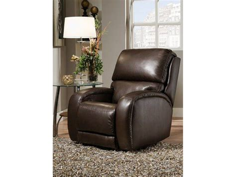 Southern Motion Power Recliner by Southern Motion Fandango Power Headrest Wall Hugger