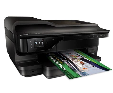 Printer Hp Officejet 7610 hp officejet 7610 wide format e all in one printer