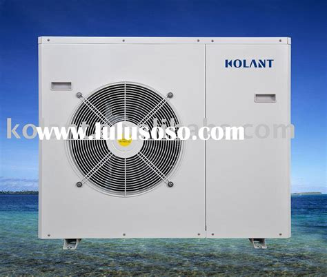 Water Heater Air Conditioner heat for swimming pool heater chiller 12kw for