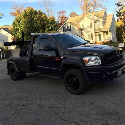 2008 dodge 4500 for sale dodge 4500 2008 wreckers
