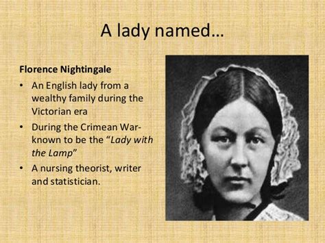 florence nightingale l template history and evolution of nursing