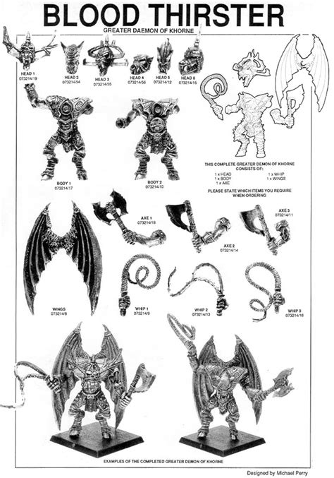 Warhammer RETRO: The First Greater Daemons - Bell of Lost