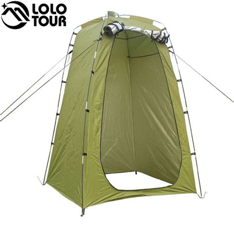 Shower Tent Reviews by Aliexpress Buy Lightweight Portable Cing Shower