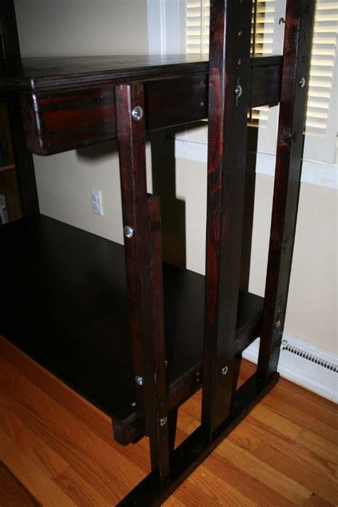 Imperialwicket Diy Adjustable Stand Up Desk For Under 175 Diy Stand Up Desk