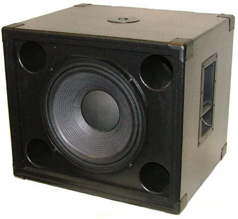 Box Woofer Best Speaker Box Design Studio Design Gallery Best