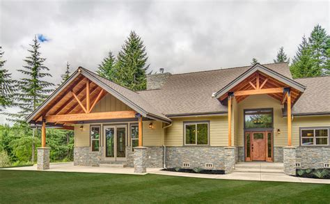 craftsman ranch house plan 890046ah architectural designs sticks and struts craftsman ranch 72815da