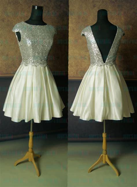 lj14083 sparkles sheer top chiffon evening prom dress