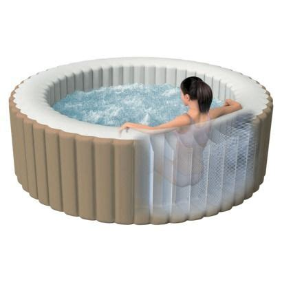 blofield inflatable bathtub intex 75 quot purespa inflatable bubble therapy hot tub would