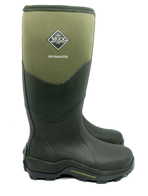 muck boots muck boot muckmaster moss 163 98 99 garden4less uk shop