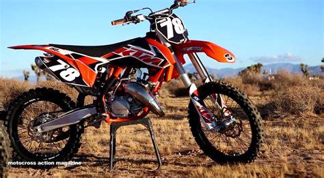 Sx150 Ktm Ride 2015 Ktm 150sx Ktm 250sx 2 Strokes Derestricted