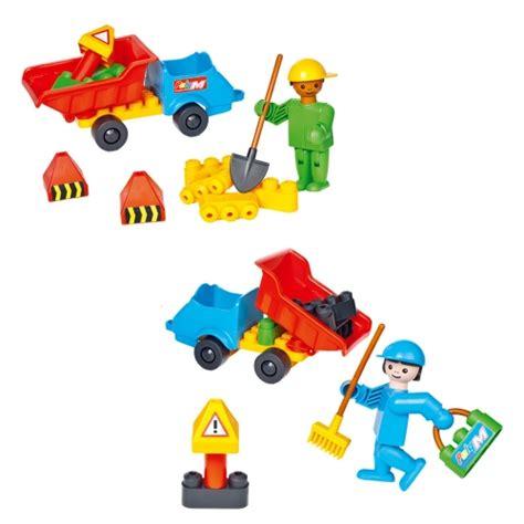 Mini Construction Set education essentials polym mini construction set