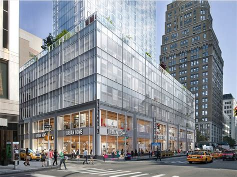 100 Avenue Of Americas New York 42 Floors - nike leases office space at durst s 855 6th avenue in