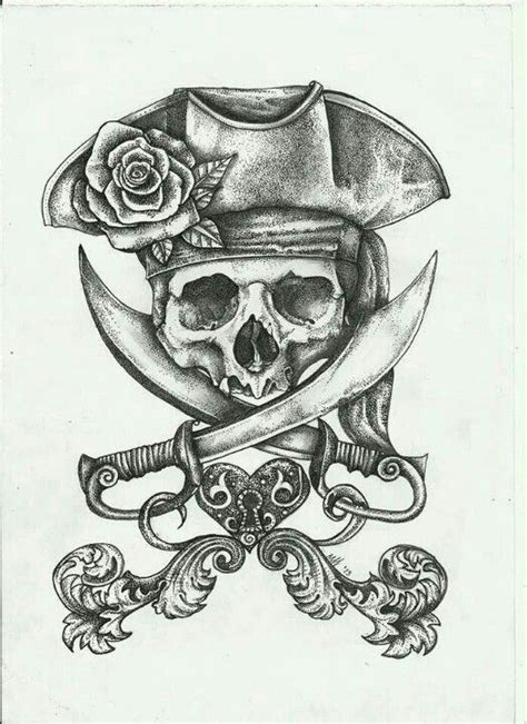 best 25 pirate symbols ideas on pinterest bell tattoo