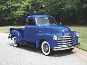1950 chevrolet truck ralph carlson