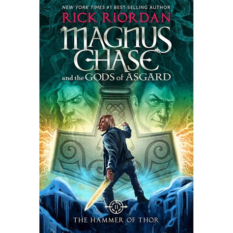 libro who let the gods the hammer of thor magnus chase and the gods of asgard 2 by rick riordan reviews