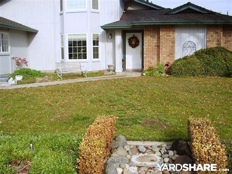 landscaping ideas gt front yard renovation yardshare com