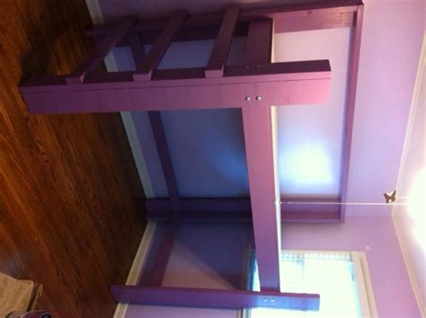 homemade loft bed loft beds
