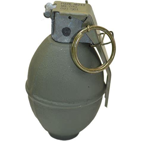 Dummy Replika M26 Frag Grenade inert ordnance rounds accessories