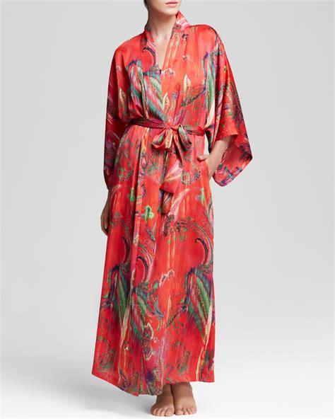 kimono robe natori katerina kimono robe lyst