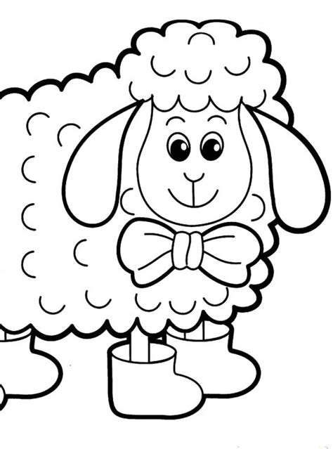free coloring pages of very cute