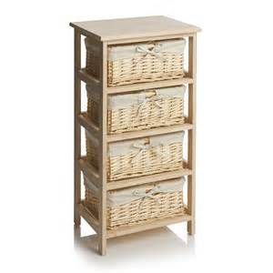 wilko willow storage tower 4 drawer deal at wilko