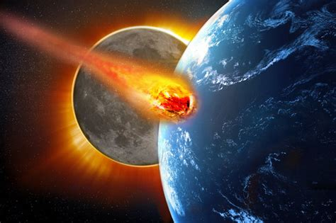The World Is Ending 1 world ending today from asteroid claim conspiracy