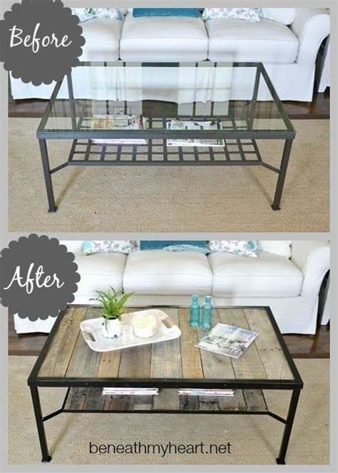 coffee to dining table transformation coffee table makeover industrial industriel palettes