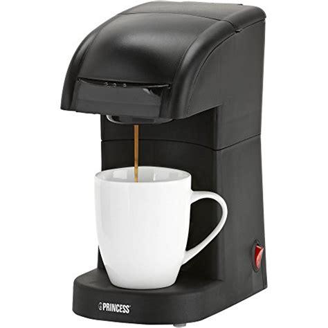 1 tassen padmaschine princess 01 242292 01 001 1 tassen kaffeepadmaschine f 252 r