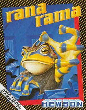 Cp Rama rana rama sur amstrad cpc jeuxvideo