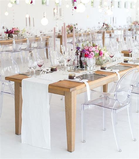 Modern Wedding Chairs modern where you d least expect it inmod style