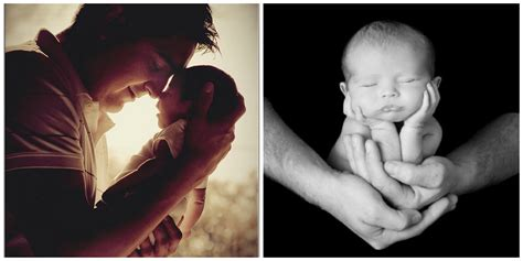dad s nine must take newborn photos blissfully domestic