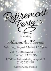 retirement party invitation microsoft word wedding