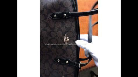 Coach Drawstring Carryall Tote coach 57842 pvc signature drawstring carryall tote